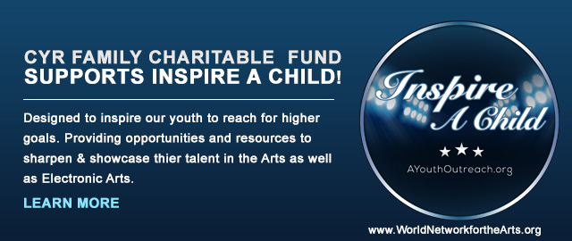"Cyr Charitable Fund Supports  ""Inspire A Child"""