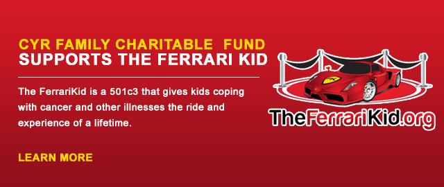 The Ferrari Kid